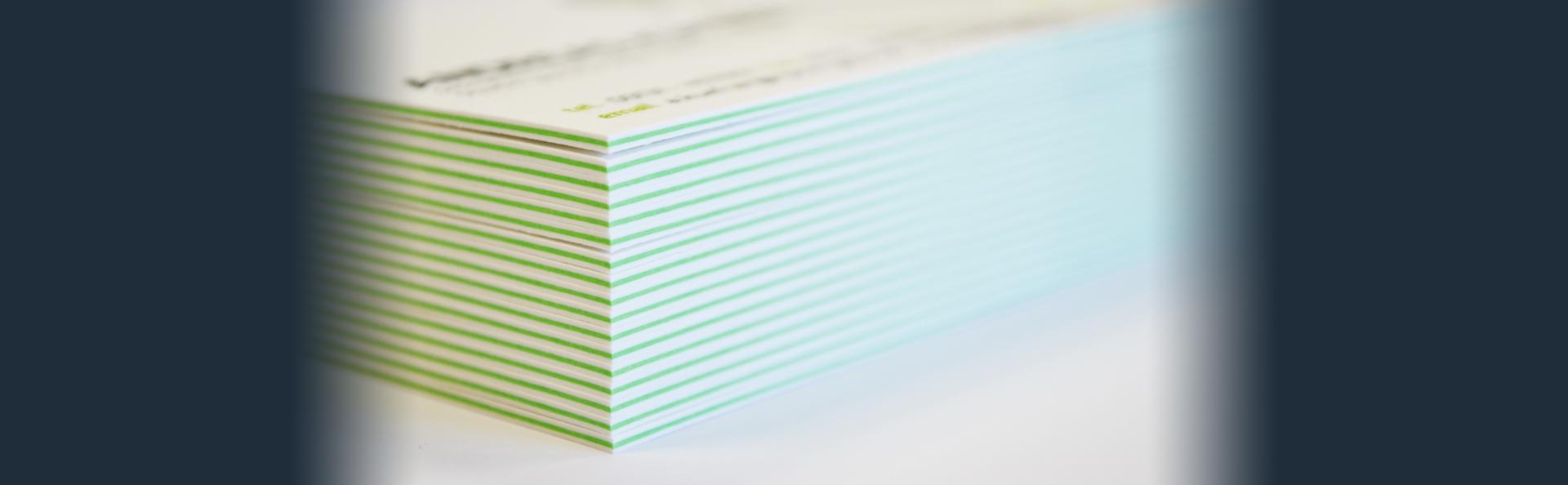 Metapaper Flyer Broschüren Bücher Visitenkarten